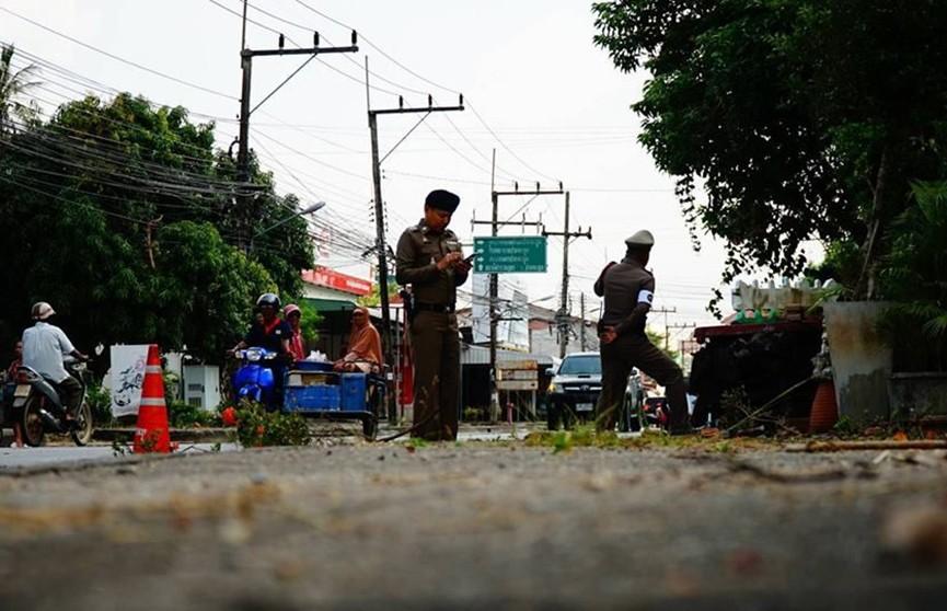 Серия взрывов прогремела в Таиланде