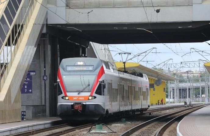 МВД просит сообщать о правонарушениях на железной дороге