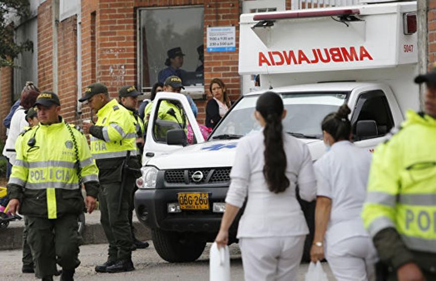Жертвами взрыва заминированного автомобиля в Колумбии стали 11 человек