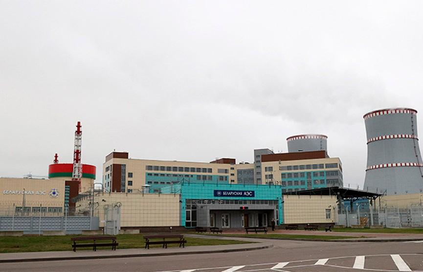 Первый энергоблок БелАЭС снова включен в сеть
