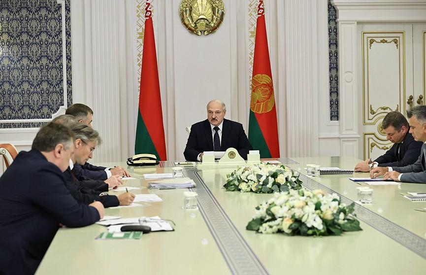 Лукашенко: «Змагары» кричали «Даешь реформы!», вот реформы – надо развивать производство, основанное на лесных ресурсах