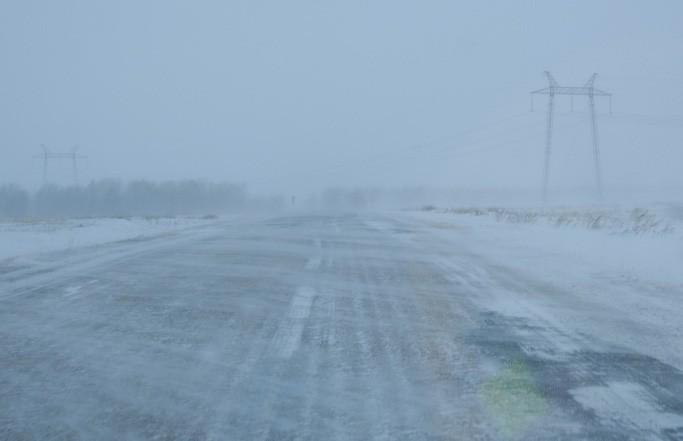 Вышла с работы и заблудилась: в Челябинской области женщина в метель замерзла насмерть