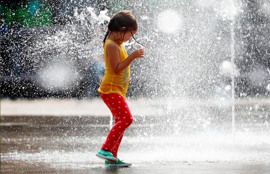 Лето пришло: завтра в Беларуси будет почти +30°С
