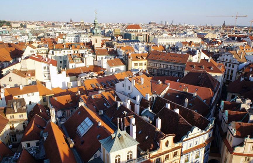 В Праге обрушился дом: есть пострадавшие