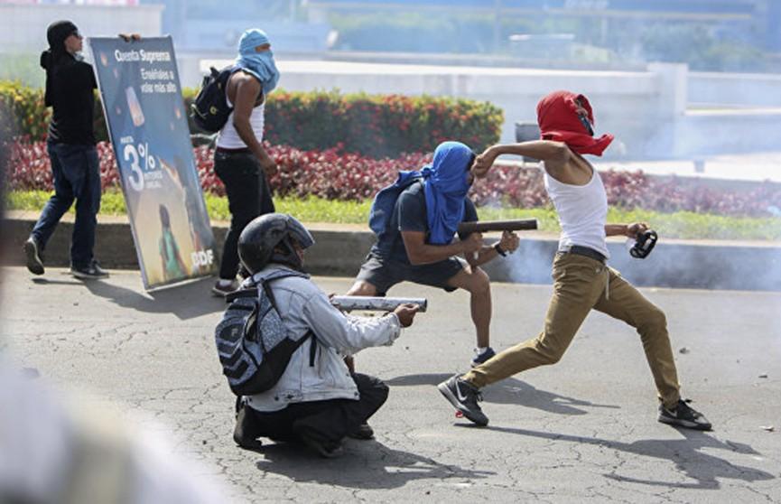 Более 350 человек погибли за время протестов в Никарагуа