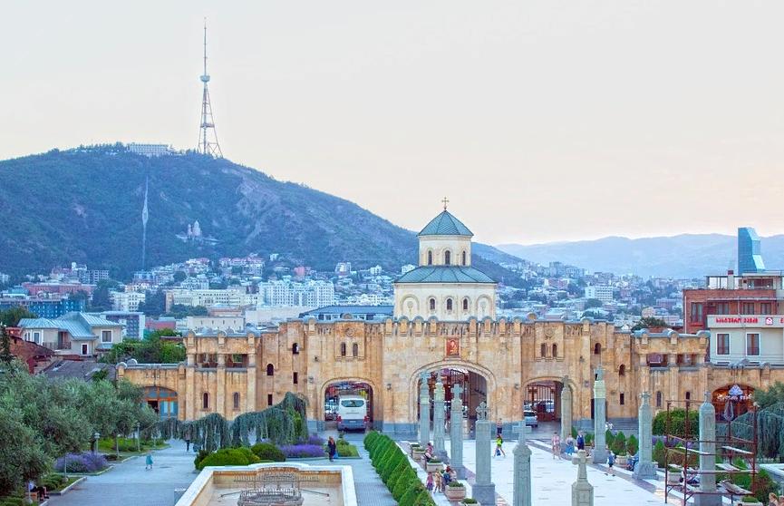 Грузия откроет границы для иностранных туристов