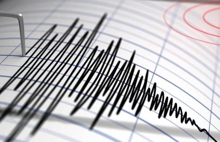Землетрясение магнитудой 5,6 произошло у берегов Новой Гвинеи