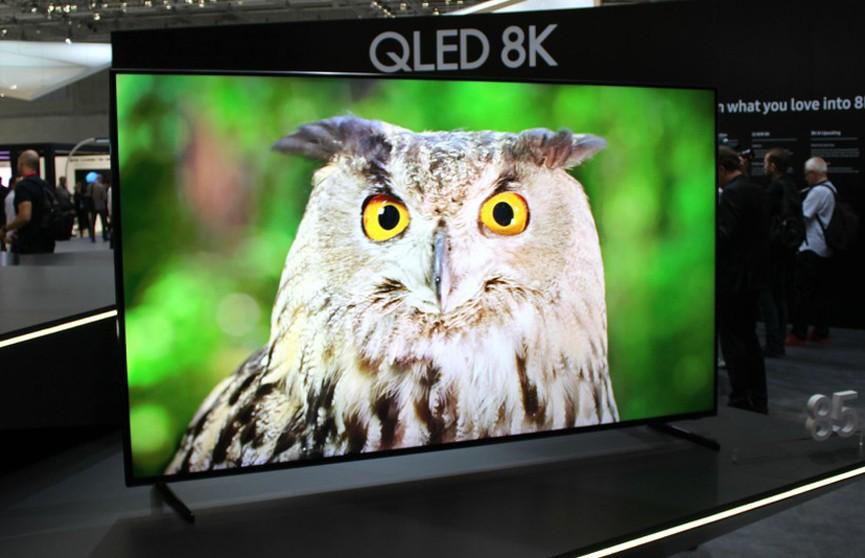 15 тыс. долларов за 8K-телевизор. Готовы столько платить за разрешение?