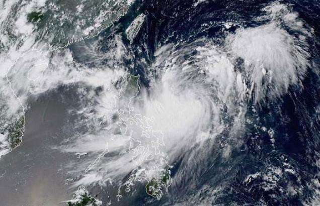 Более 350 авиарейсов отменены на Тайване из-за тайфуна «Байлу»