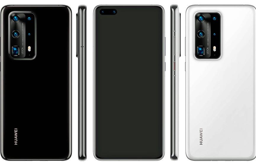 Huawei P40 Pro представят в марте в Париже. Как будет выглядеть флагман?
