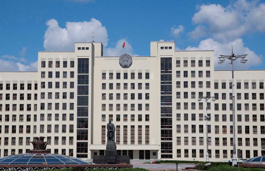 Лукашенко поручил подготовить документы по работе правительства