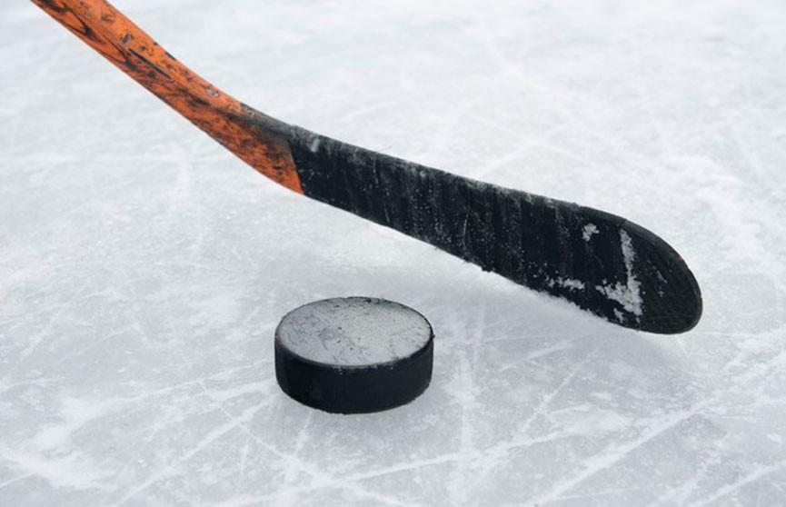 Хоккеисты сборной Беларуси продолжают тренировки