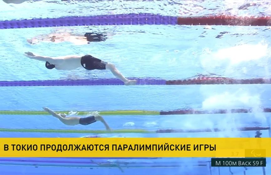 Егор Щелканов финишировал четвертым на дистанции 200 метров комбинированным плаванием на Паралимпийских играх