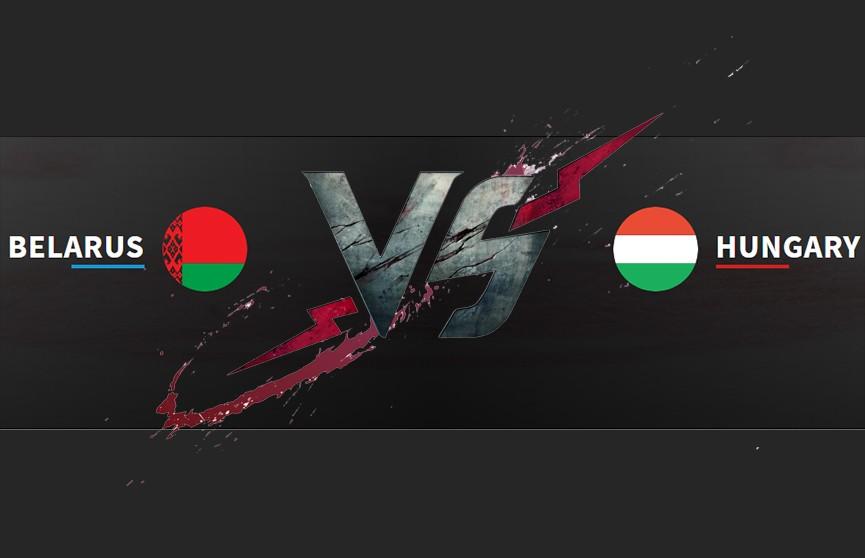 Хоккей: Беларусь сегодня сыграет против Венгрии