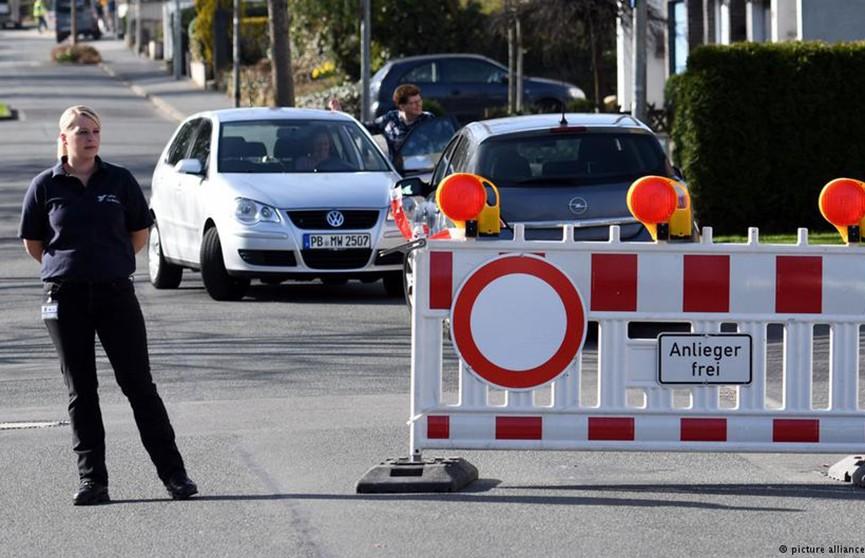 20 тысяч жителей немецкого города эвакуированы из-за бомбы времён Второй мировой