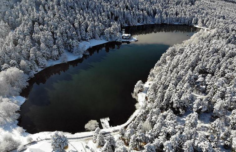 Фотофакт: как в жаркой Турции наступила зима