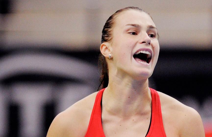 Арина Соболенко уступила в первом круге теннисного турнира в Нидерландах сопернице из третьей сотни рейтинга