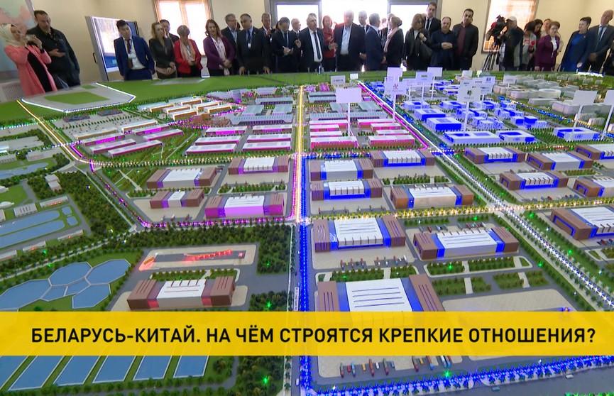 Снопков рассказал, на чем строятся крепкие отношения Беларуси и Китая