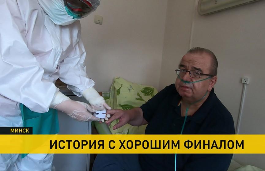 Белорусские медики продолжают спасать пациентов с COVID-19. Как люди помогают врачам и какова ситуация с коронавирусом?
