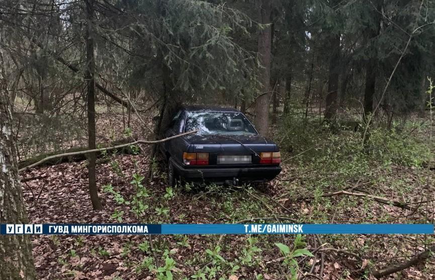 Пьяного бесправника останавливали с погоней в Минске