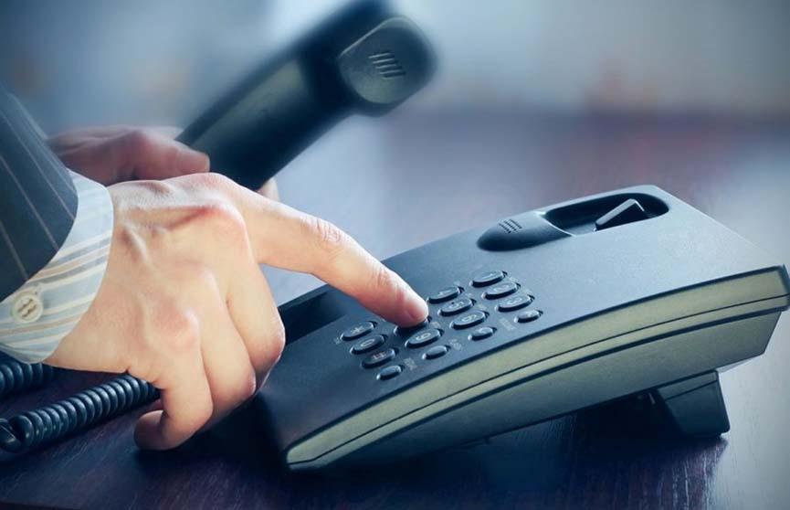 Исполкомы проводят прямые телефонные линии