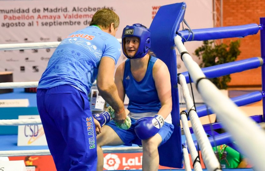 Виктория Кебикова выиграла бронзу на Всемирных военных играх в Китае