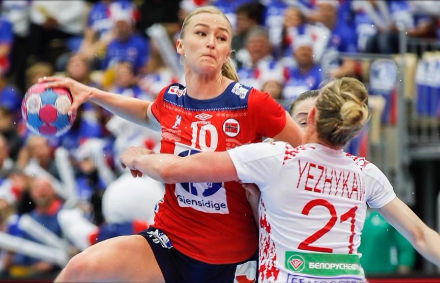 Женская сборная Беларуси по гандболу не поедет на чемпионат мира