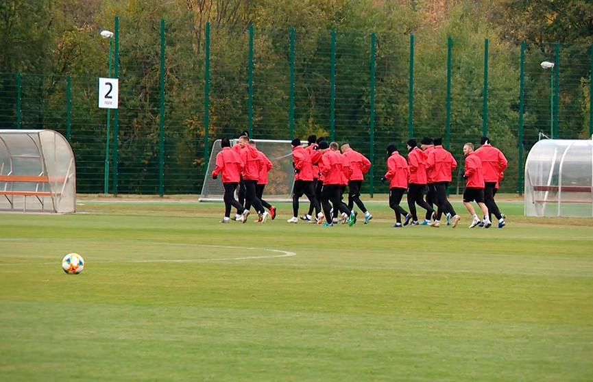 Сборная Беларуси по футболу сыграет сегодня против команды Нидерландов в квалификации Евро-2020