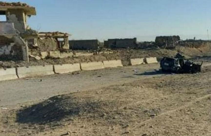 Взрыв заминированного автомобиля в Афганистане унес жизни 9 человек