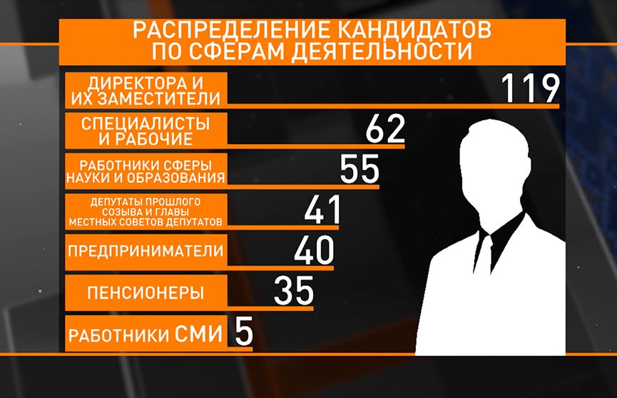 Выборы в Палату представителей-2019: портрет потенциального народного избранника