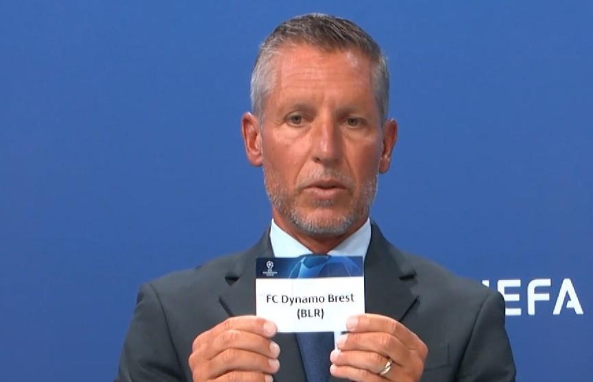 Телеканал ОНТ проведет трансляцию матча брестского «Динамо» в первом квалификационном раунде Лиги чемпионов