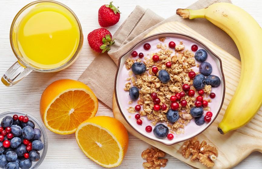 7 полезных завтраков на каждый день