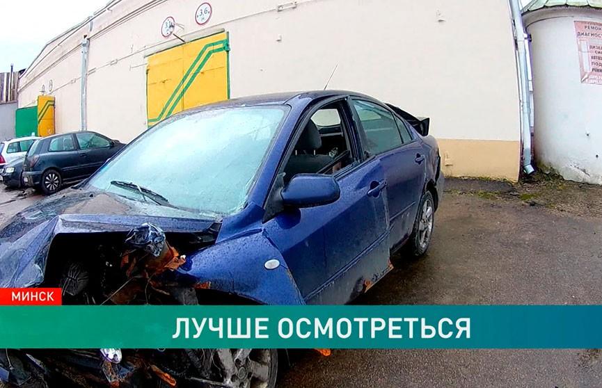 Половина белорусов ездит без техосмотра: почему водители рискуют своей жизнью и как решить проблему