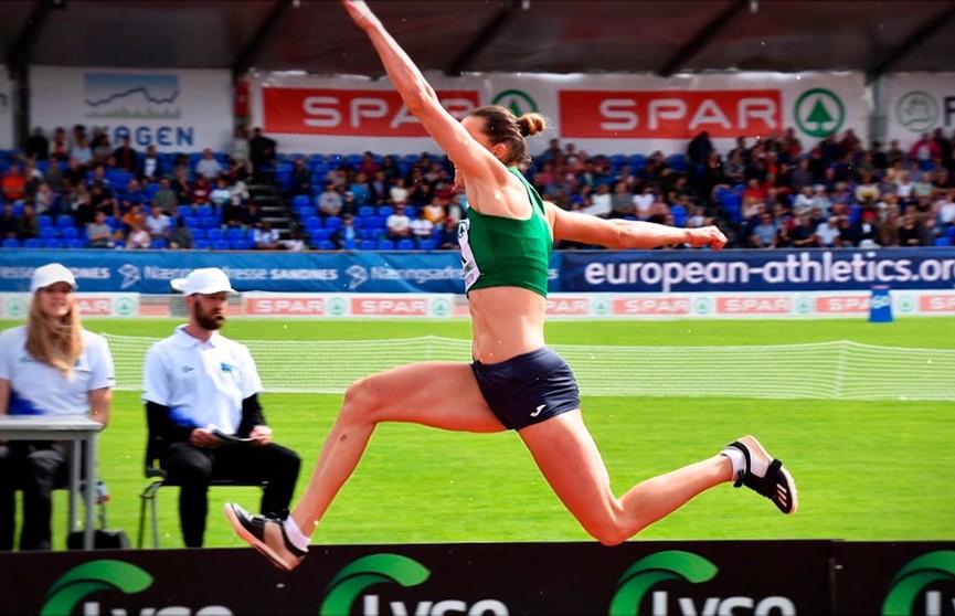 Сборная Беларуси по лёгкой атлетике заняла второе место на командном чемпионате Европы