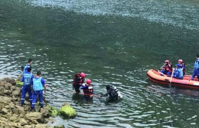 Трагедия на воде. При крушении судна в Китае погибли десять человек