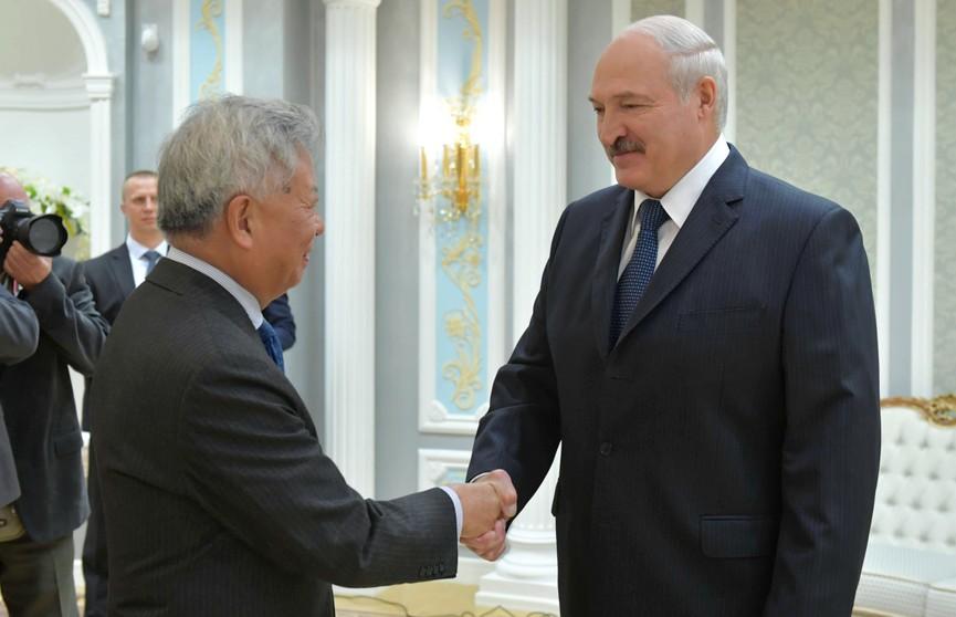 Лукашенко о сотрудничестве с АБИИ: Мы полны решимости выстроить отношения так, чтобы это стало образцом для других