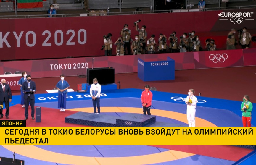 Белорусы поборются за олимпийские медали. Сегодня ожидаем еще как минимум одну