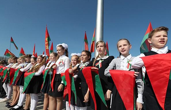 30-летие отмечает Белорусская республиканская пионерская организация