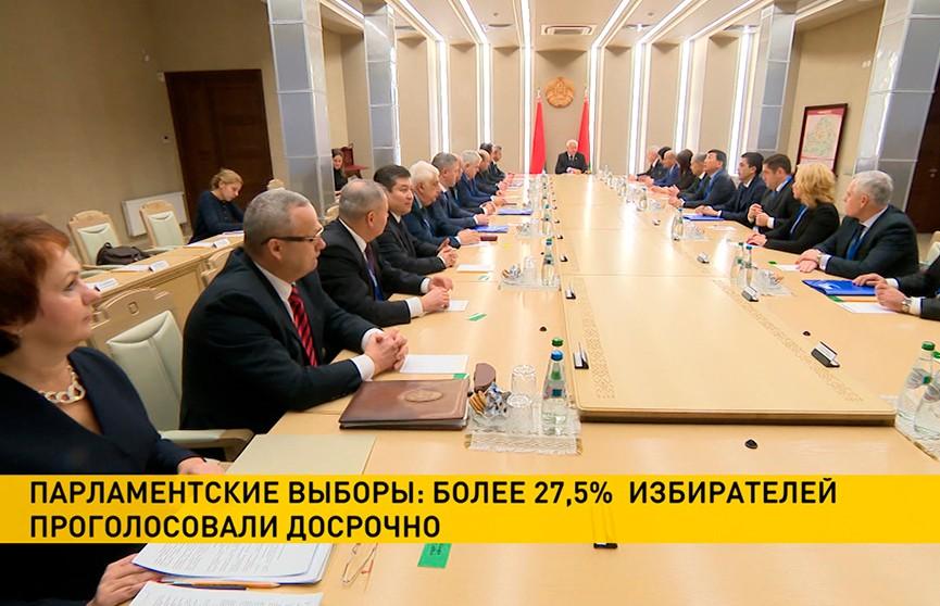 Глава секретариата Совета МПА СНГ: У нас практически нет замечаний касательно организации выборов в Беларуси