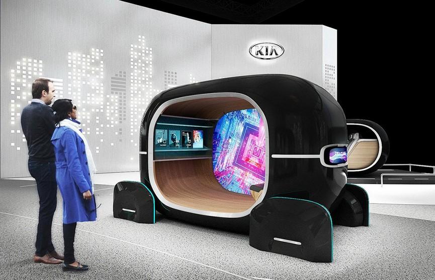 Автомобили Kia смогут подстраиваться под настроение пассажиров