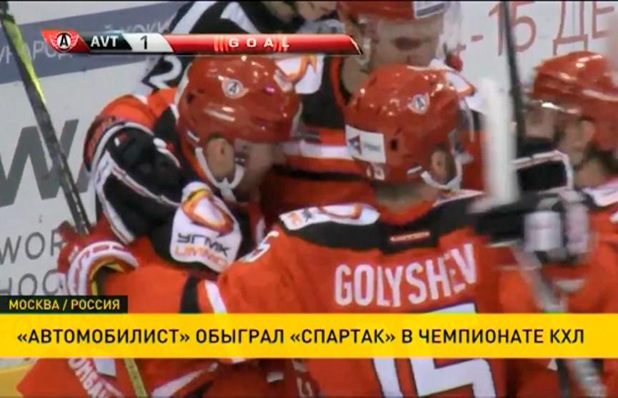 Неожиданный фаворит в чемпионате КХЛ