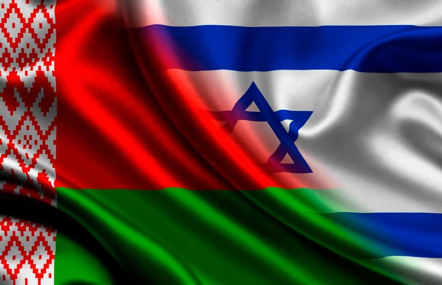Александр Лукашенко поздравил Президента Государства Израиль Реувена Ривлина с Днём Независимости страны