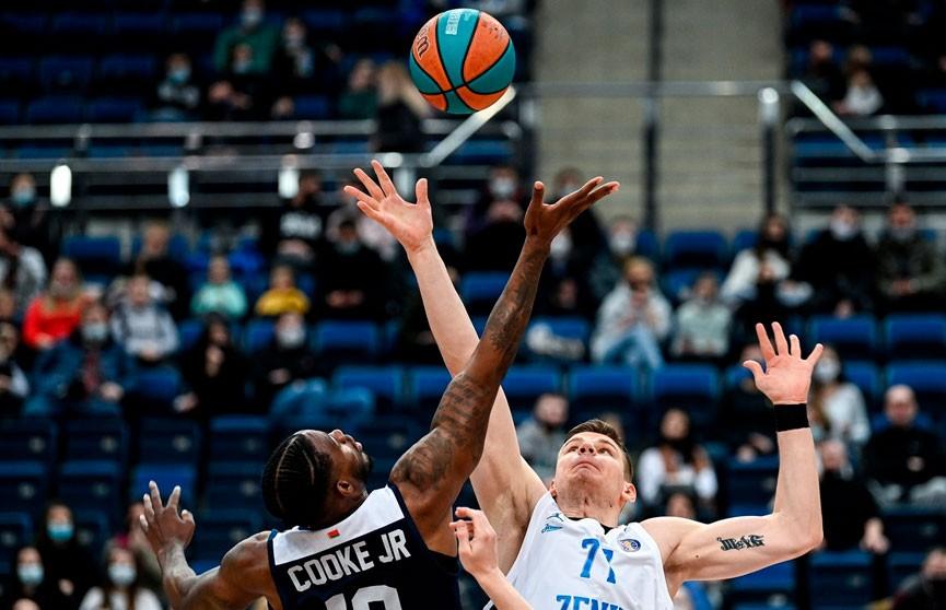 Баскетболисты «Цмокi-Мiнск» потерпели 12-е поражение в матчах Единой лиги ВТБ