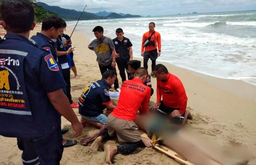 Турист из России погиб в Таиланде