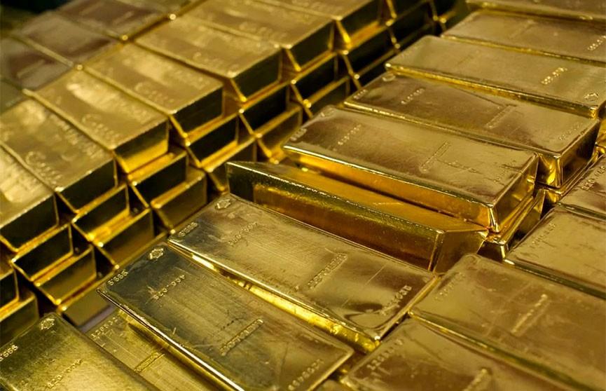 Золотовалютные резервы Беларуси за февраль сократились на 4,7%