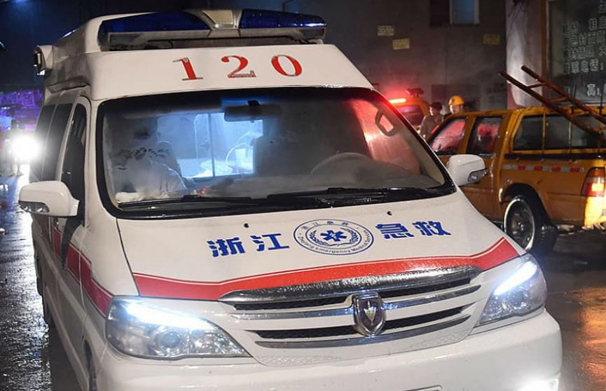 21 человек погиб в ДТП на шахте в Китае