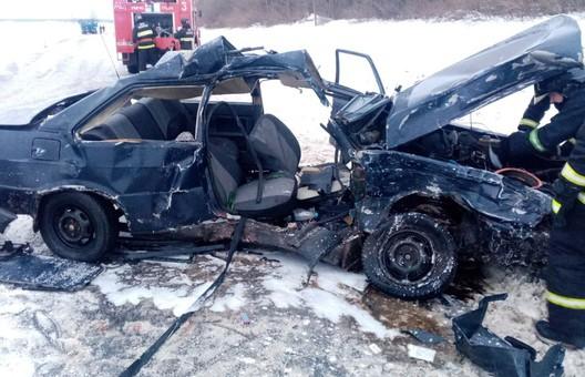 В ДТП под Гродно погибли два человека