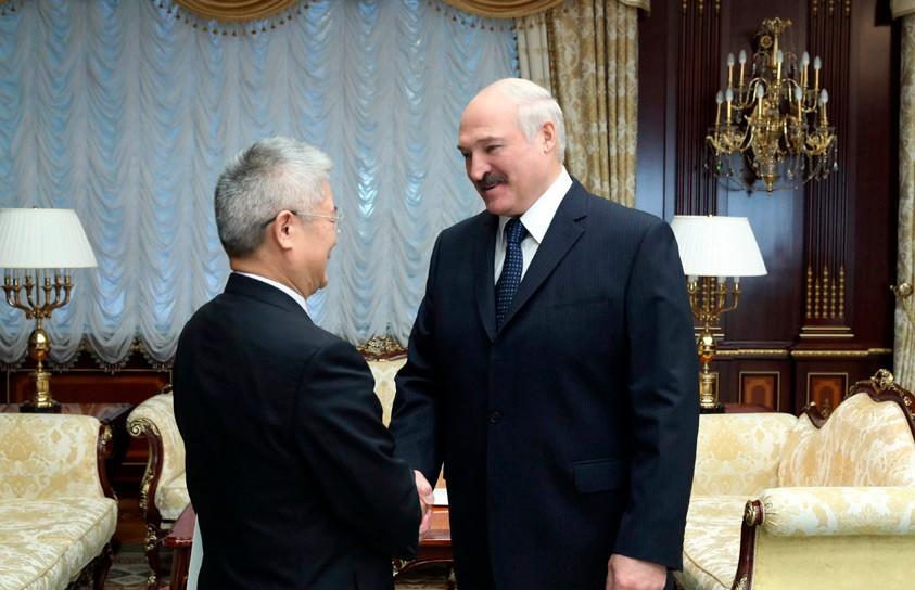 «Мы его в Беларуси очень ждём»: Лукашенко анонсировал визит Си Цзиньпина