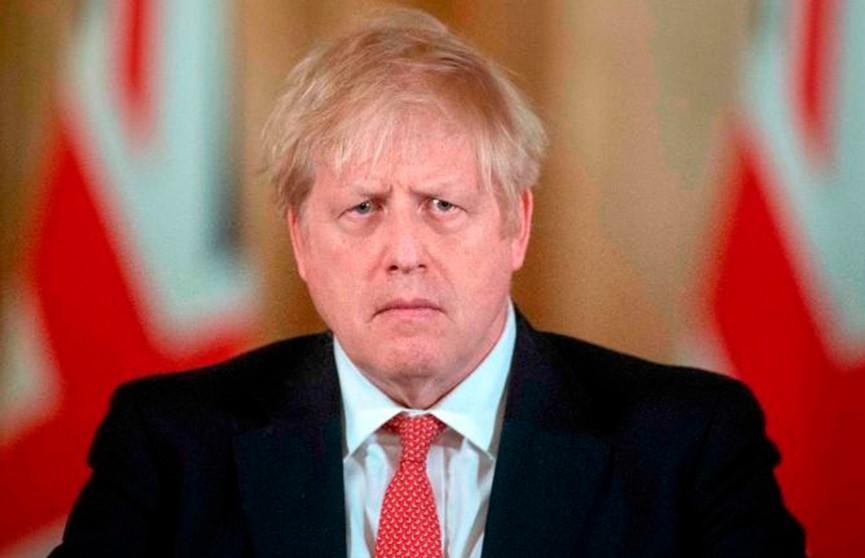 Борис Джонсон переведен в реанимацию из-за ухудшения состояния