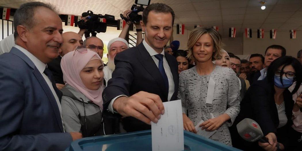 Башар Асад одержал победу на президентских выборах в Сирии, набрав 95% голосов